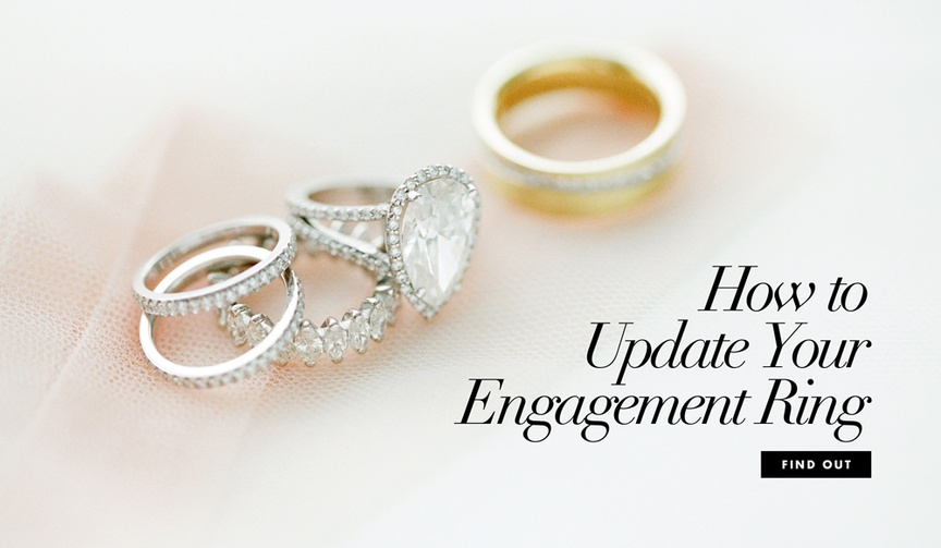 How to know when it is time to upgrade your engagement ring