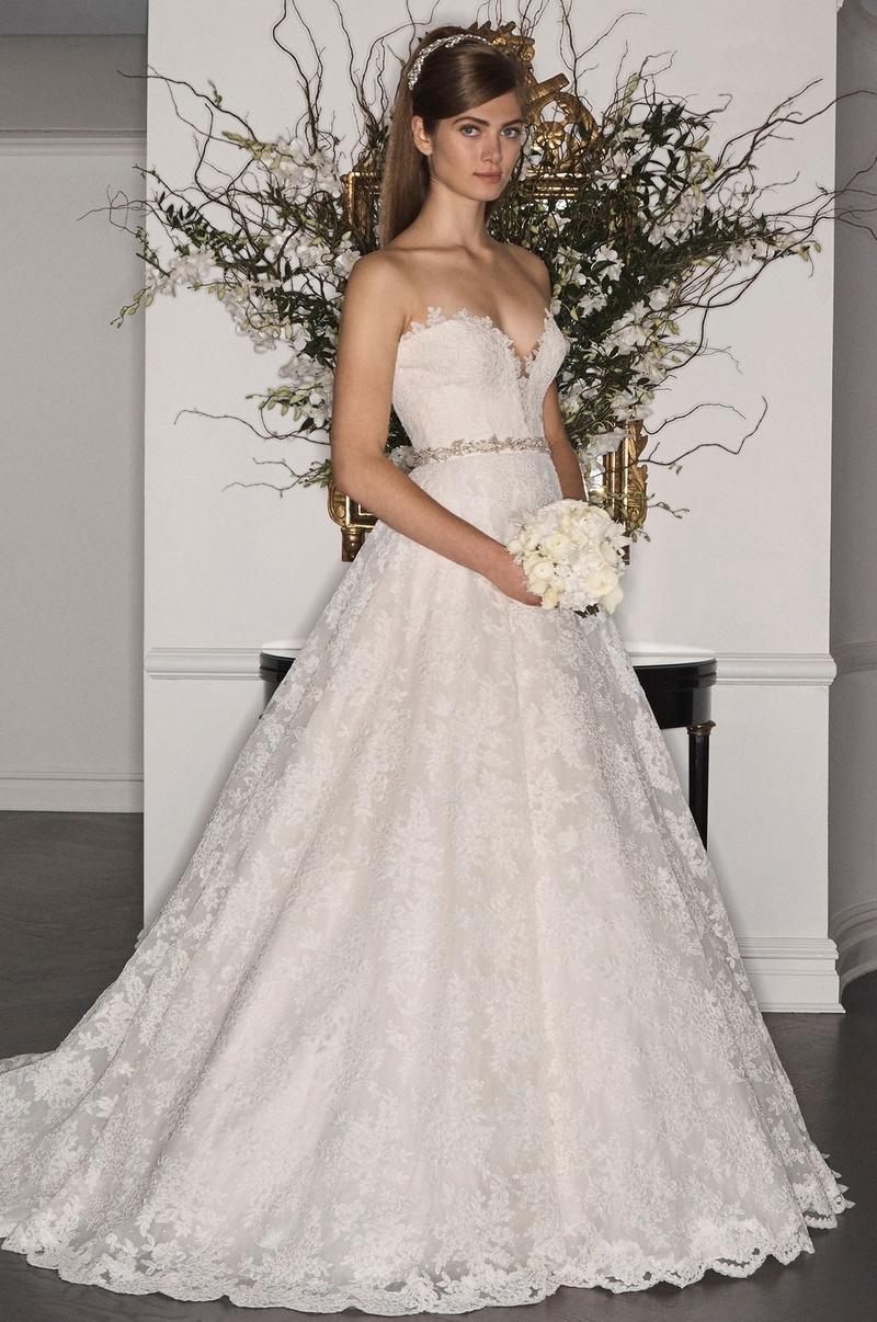 Bridal Week: Legends Romona Keveza Fall 2017 - Inside Weddings