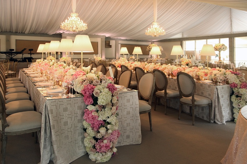 Wedding at the Southern Hills Country Club in Tulsa, Oklahoma.