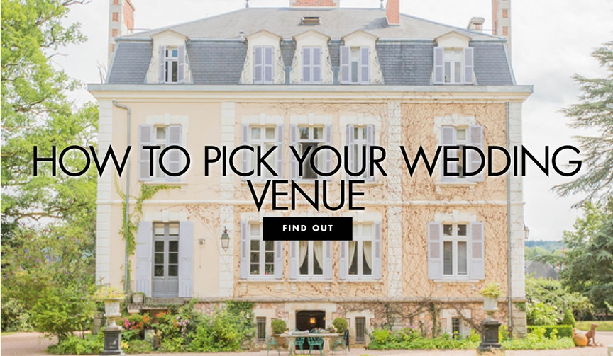 photo of La Creuzette wedding venue in Boussac, France