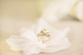 Tone It Up Katrina Hodgson's yellow engagement ring