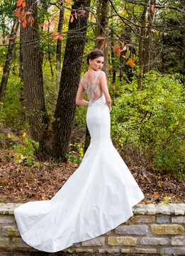 Isabelle Armstrong Fall 2015 Helena Wedding Dress