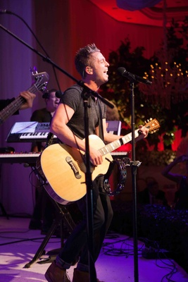 Colorado band OneRepublic performs at wedding after party