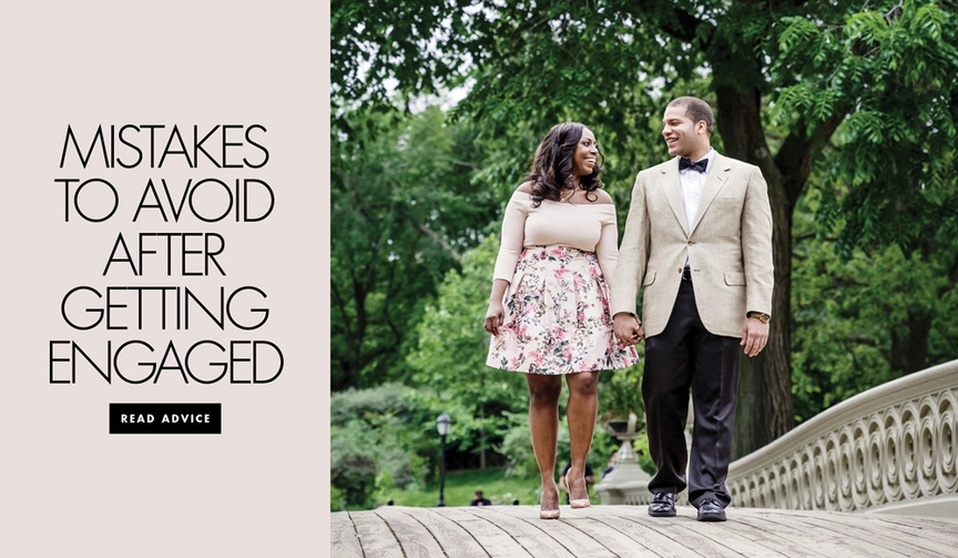 Mistakes to avoid after getting engaged what not to do