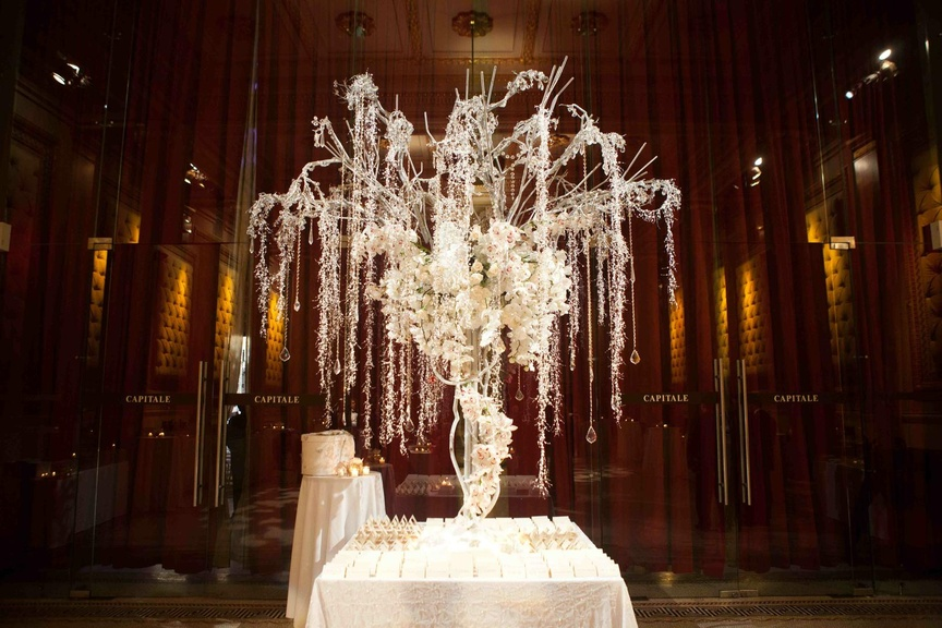 tree branch decorations wedding expert advice wedding flowers and florists inside weddings 8055