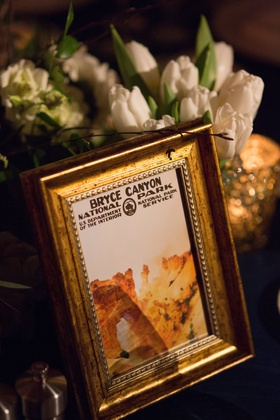 wedding reception table tulip centerpiece tables named after different travel themes bryce canyon