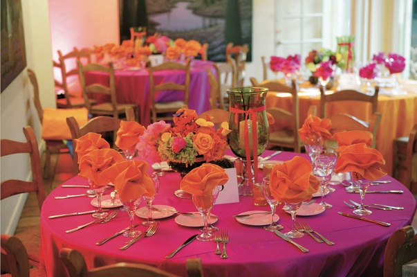Vibrant Wedding At Romantic Beverly Hills Restaurant Il