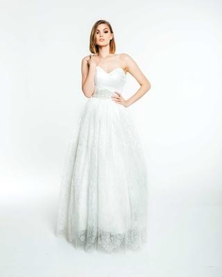 Wedding Dresses: Olia Zavozina Fall 2017 Bridal Gowns - Inside Weddings