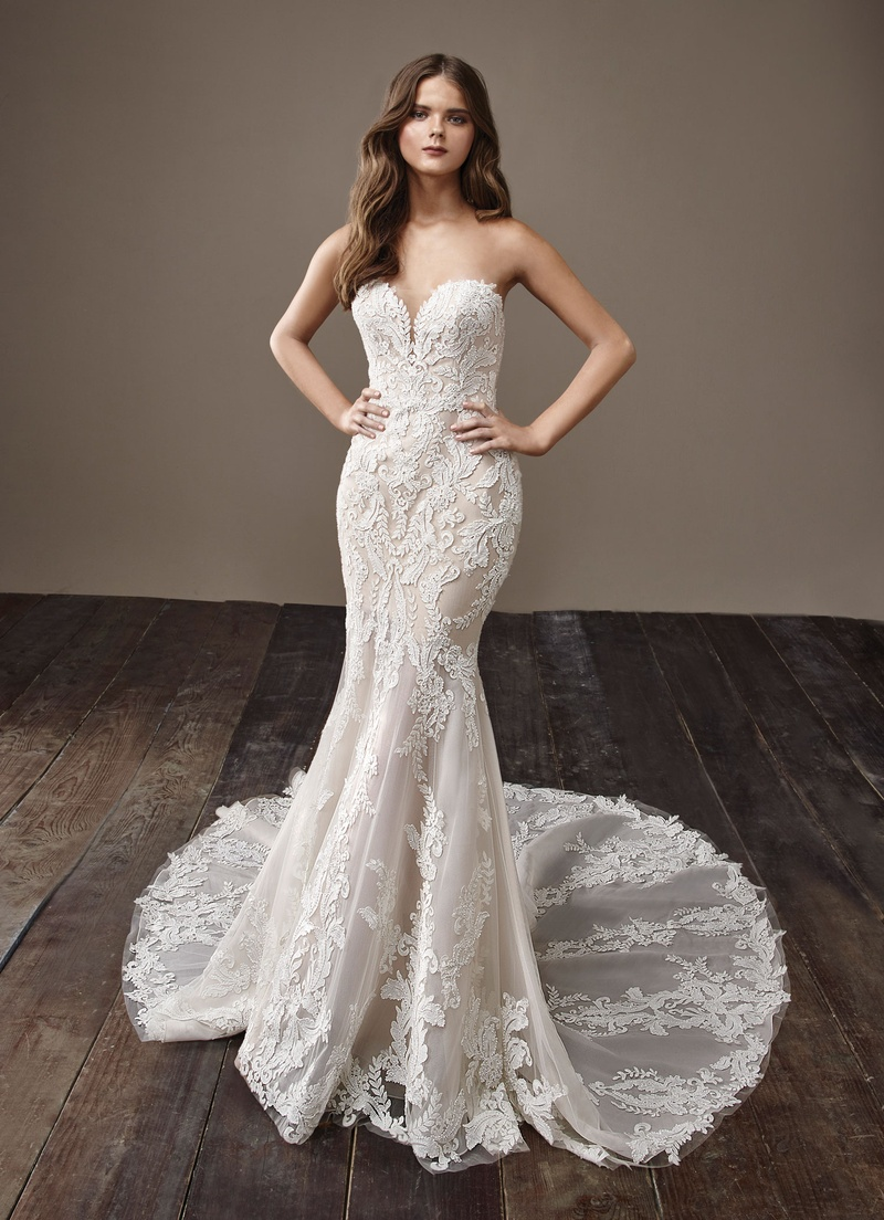 Wedding Dresses: Badgley Mischka 2018 Bridal Collection - Inside ...