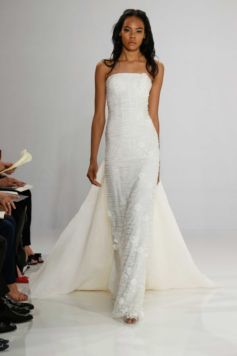 Wedding Dresses Tony Ward For Kleinfeld Bridal Fall 2016 Collection