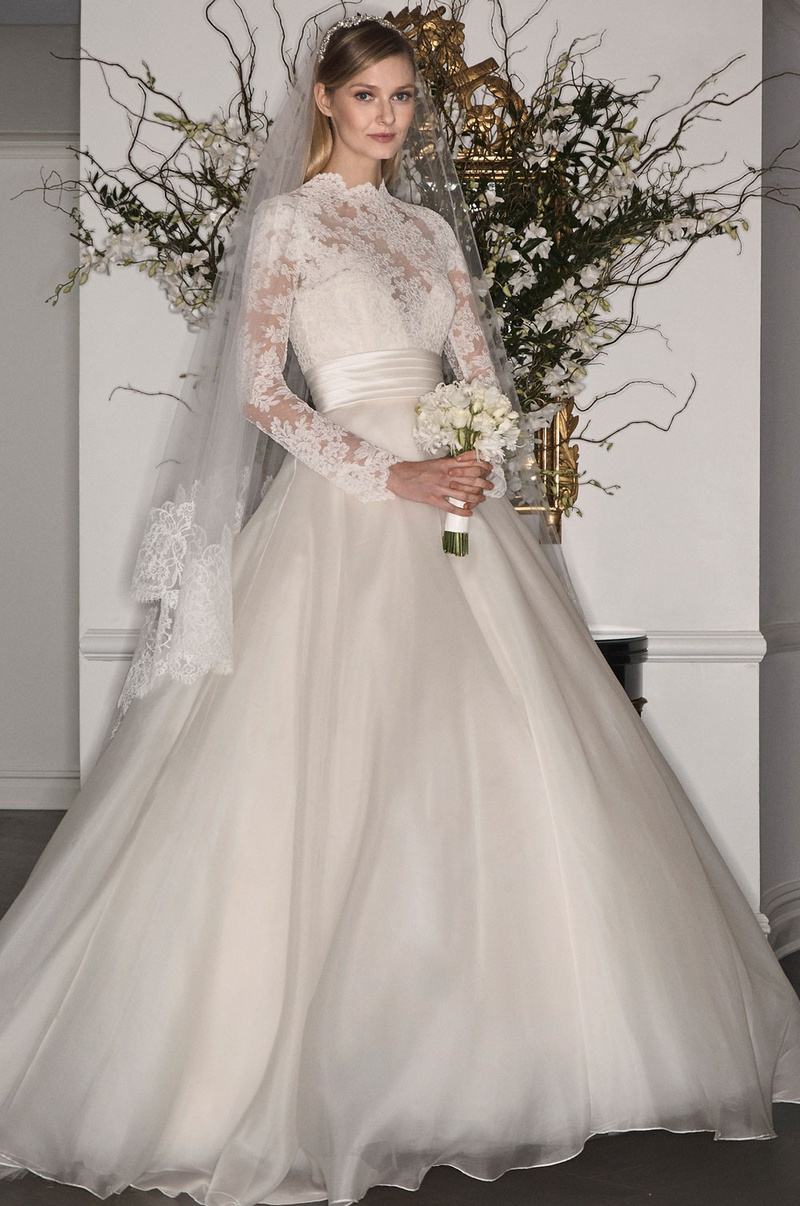 Wedding Dresses Photos - L7170 with L7125 Blouse by Legends Romona ...
