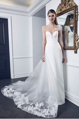 Bridal Fashion Week Romona Keveza Bridal Collection Fall 2018