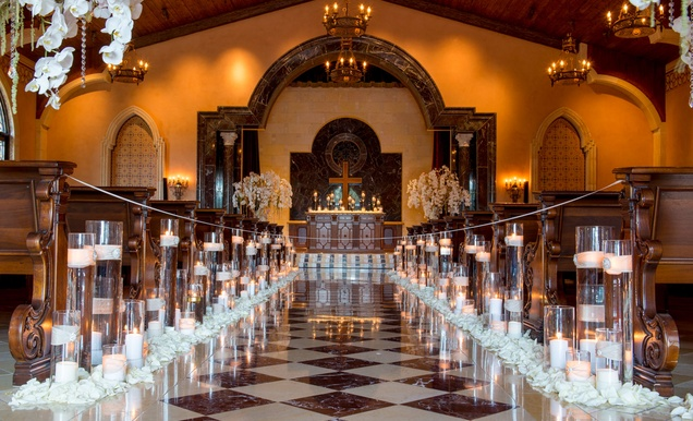 A Jeweled Floral Wedding at Fairmont Grand Del Mar in San Diego