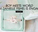 Boy Meets World actress Topanga Danielle Fishel and Jensen Karp are engaged