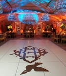 New York City hotel ballroom wedding reception