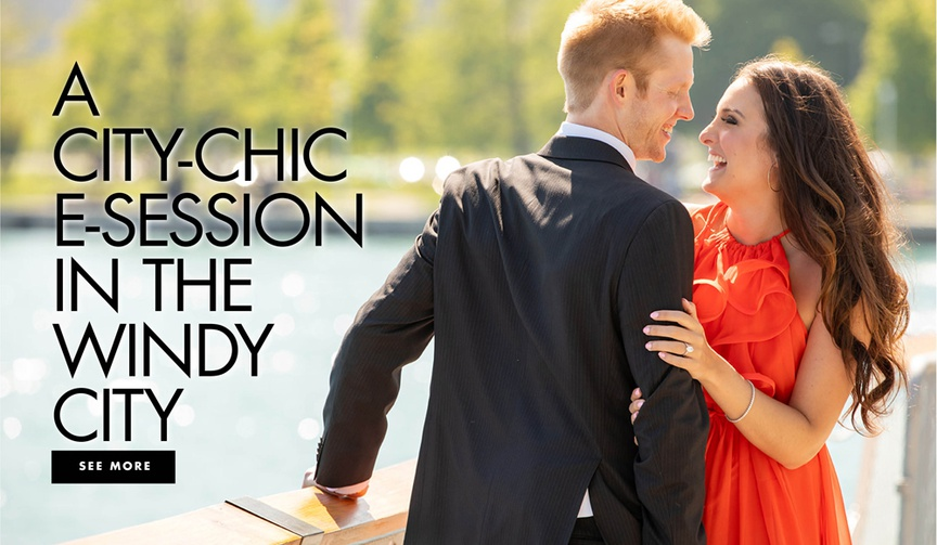 a city chic e-session in the windy city chicago engagement shoot photos collin pierson photography