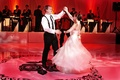 Live wedding band performs first dance song