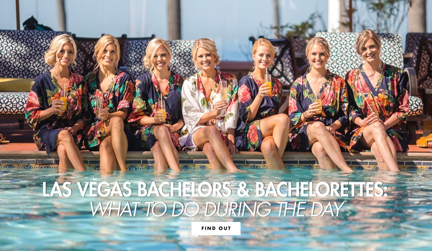 las vegas bachelor bachelorette party weekend fun activities day daytime club pool spa high roller