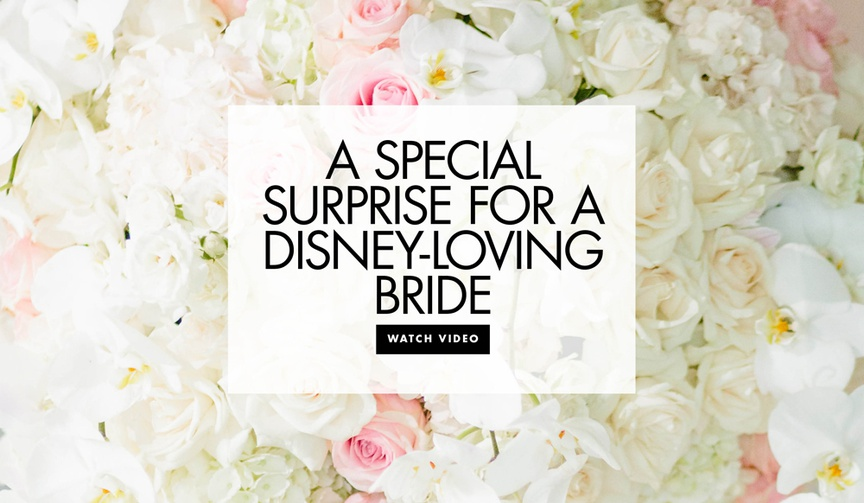 Jodi Benson who voiced Ariel on The Little Mermaid surprised a bride at her wedding