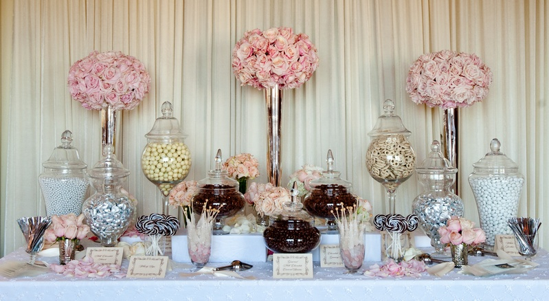 Cakes Desserts Photos Reception Dessert Bar Inside Weddings
