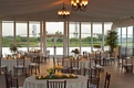 Staged Club Pavilion Overlooking Golf Course and Lowcountry Views