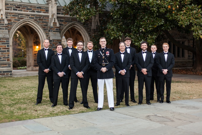 Grooms Amp Groomsmen Photos Military Wedding Groomsmen