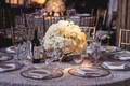 pia toscano american idol jimmy ro smith jennifer lopez wedding classic elegant ivory tablescape