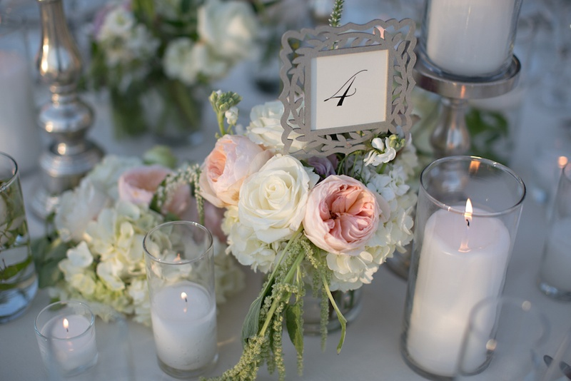 Invitations & More Photos - Nature-Inspired Table Number - Inside ...