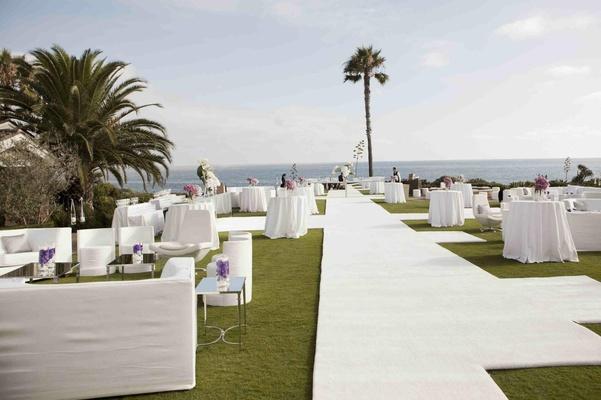 white beach furniture. Cliffside White Lounge Furniture In Laguna Beach I