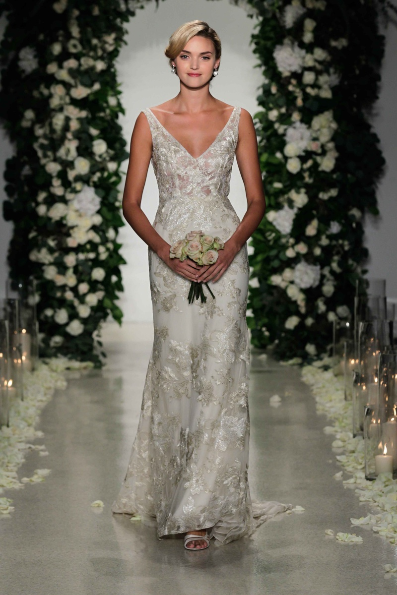 Wedding Dresses: Anne Barge Fall 2016 Bridal Collection - Inside ...