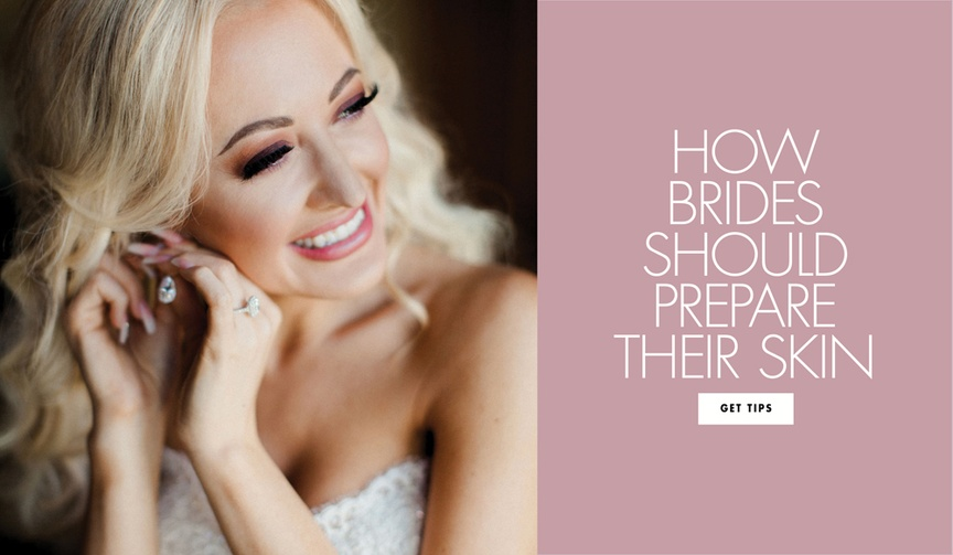 best skincare tips for bride, helloava skincare advice, prepr your skin for your wedding