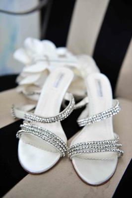 Benjamin Adams London wedding heels