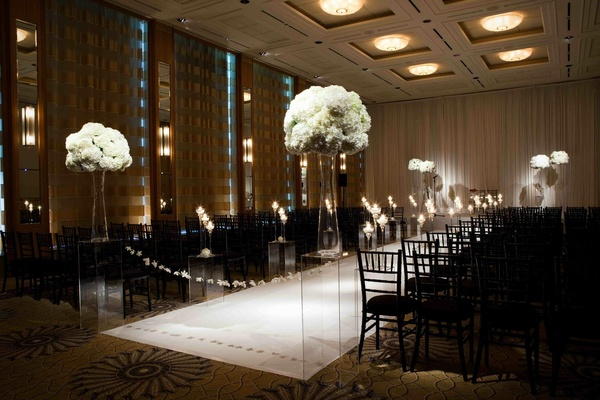 wedding ideas and decorations chic black amp white summer wedding in chicago illinois 27997