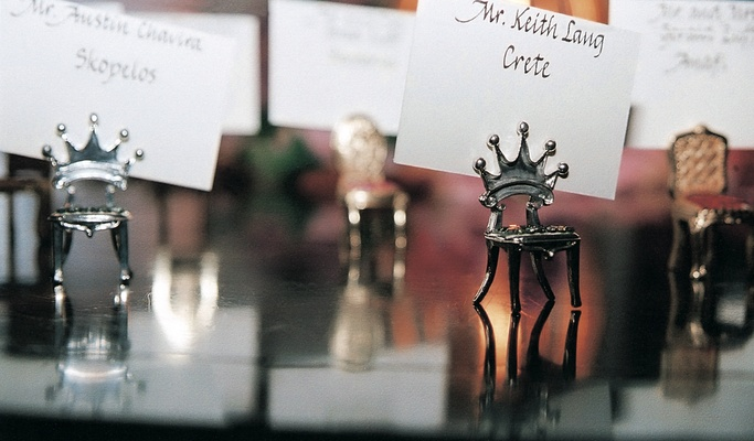 Wedding Place Cards and Wedding Favors