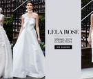 Bridal Fashion Week: Lela Rose Spring 2019