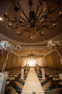 Wedding hall at Ritz-Carlton Grande Lakes