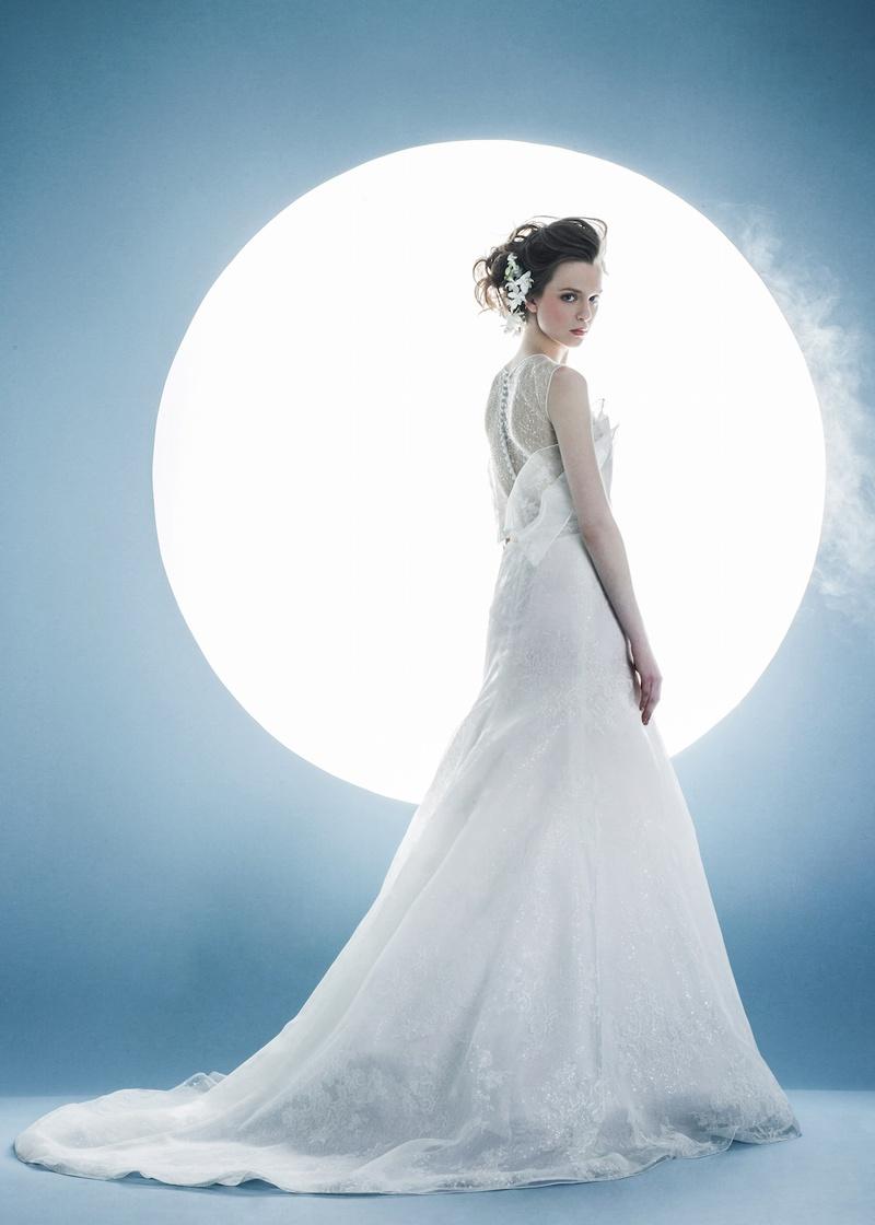 Wedding Dresses Photos - Angel Sanchez Spring 2016 Illusion Dress ...