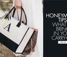 Honeymoon Tips - what to bring in your carry on for your honeymoon vacation