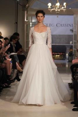 Oleg Cassini Wedding Dresses: Spring 2016 Bridal Collection ...