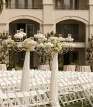 St. Regis Monarch Beach outdoor wedding