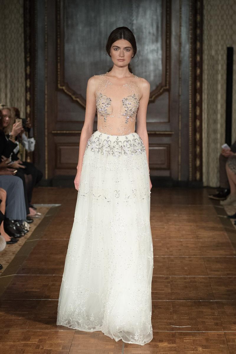 Bridal Week: Idan Cohen Le Secret Desire Wedding Dresses - Inside ...