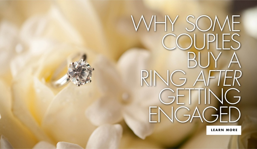 why some couples buy a ring after getting engaged pros and cons