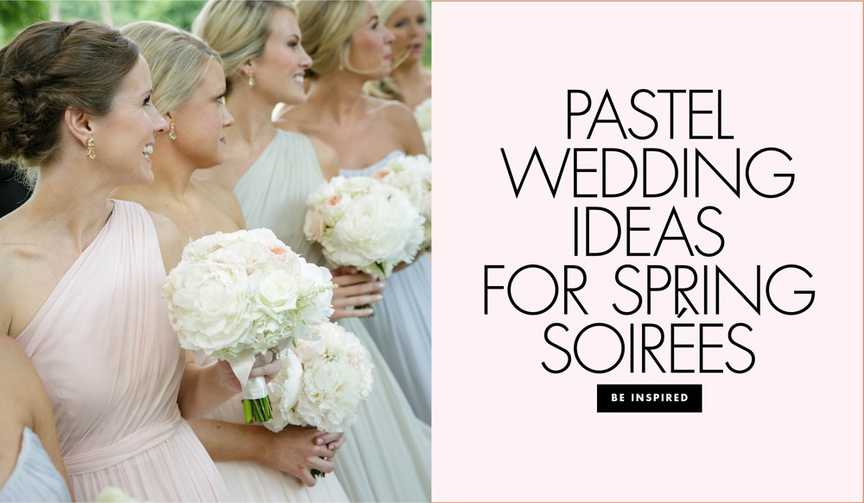 pastel wedding ideas for spring weddings easter theme pastel wedding decor