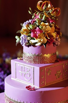 Ron Ben-Israel Sweet Genius wedding cake