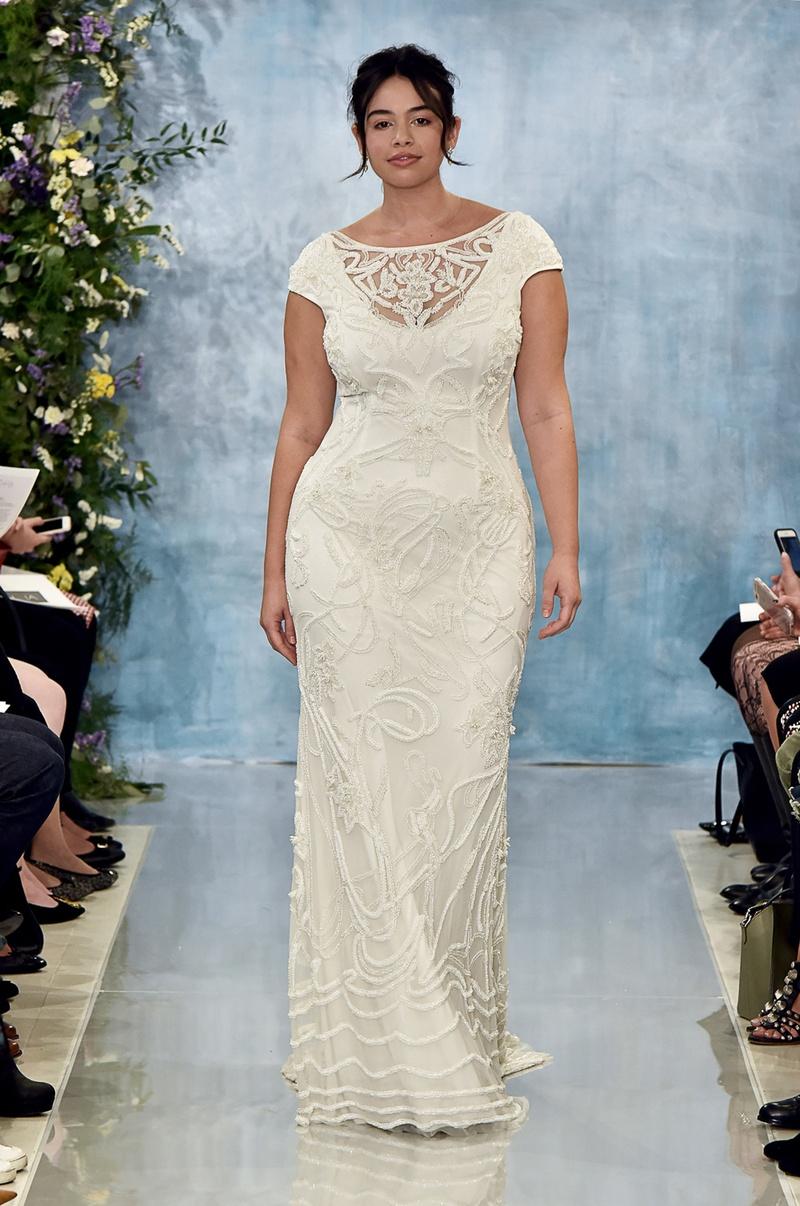 Wedding Dresses Photos - Gia by Theia - Inside Weddings