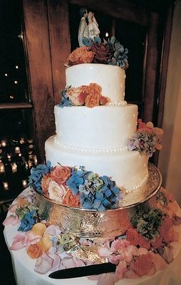 wedding cakes santa barbara california style outdoor wedding in santa barbara california 25431