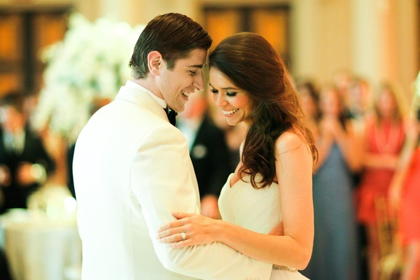 first dance between brandon dubinsky and wife brenna