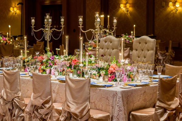 Luxe Destination Wedding Inspired by Marie Antoinette in San Diego