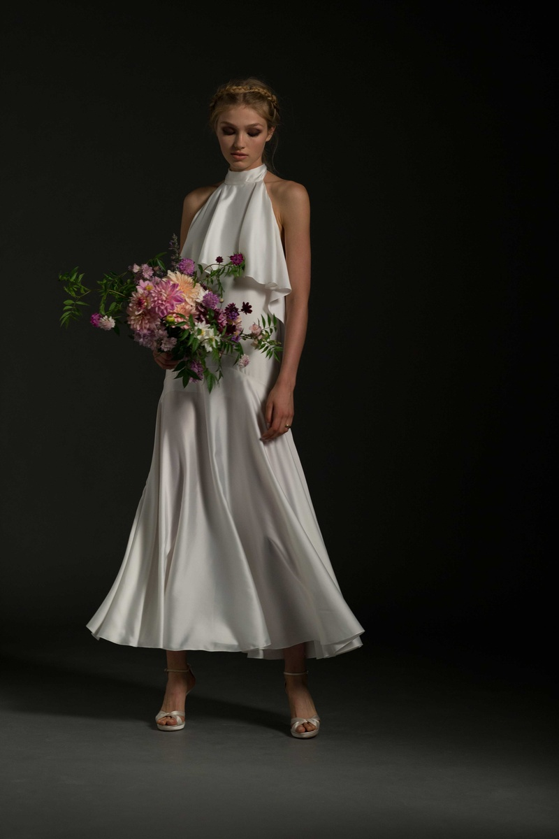 Boho-Chic Bridal Gowns from the Jasmin Collection by Temperley ...