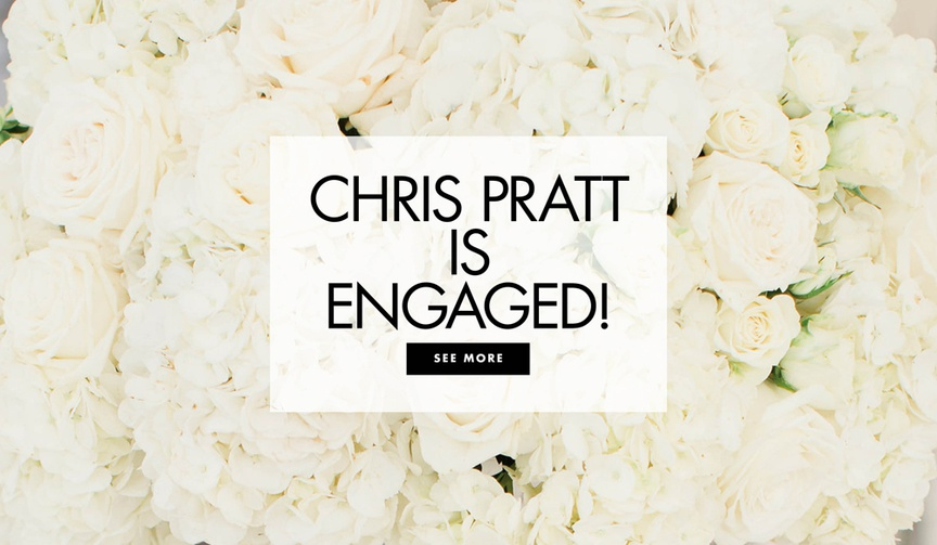 Chris Pratt and Katherine Schwarzenegger announce their engagement